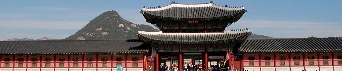 Travel to  South Korea